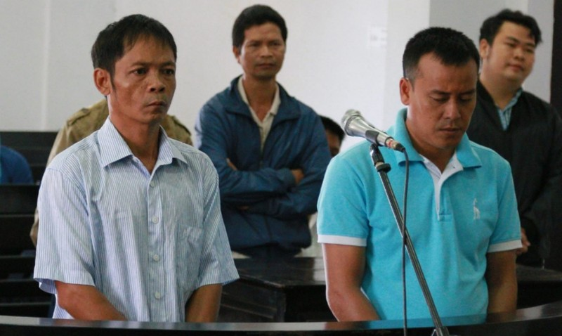 Phó chánh thanh tra lãnh án 7 năm tù