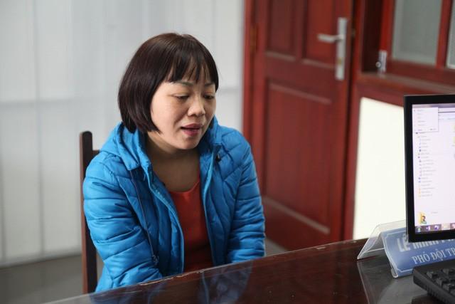 Bắt nữ phóng viên tống tiền doanh nghiệp nước ngoài