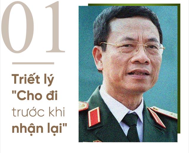 """Bộ trưởng Nguyễn Mạnh Hùng: Người lính trui rèn cả cuộc đời để lĩnh xướng """"cuộc chiến"""" Công nghiệp 4.0 - Ảnh 2."""