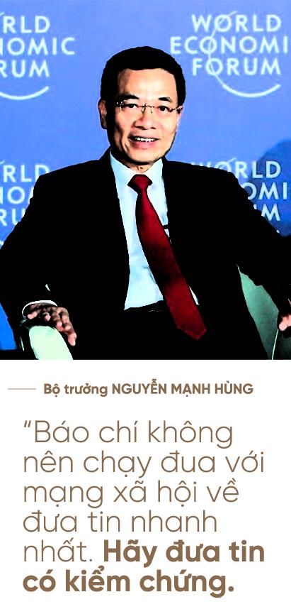 """Bộ trưởng Nguyễn Mạnh Hùng: Người lính trui rèn cả cuộc đời để lĩnh xướng """"cuộc chiến"""" Công nghiệp 4.0 - Ảnh 6."""
