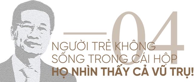 """Bộ trưởng Nguyễn Mạnh Hùng: Người lính trui rèn cả cuộc đời để lĩnh xướng """"cuộc chiến"""" Công nghiệp 4.0 - Ảnh 10."""