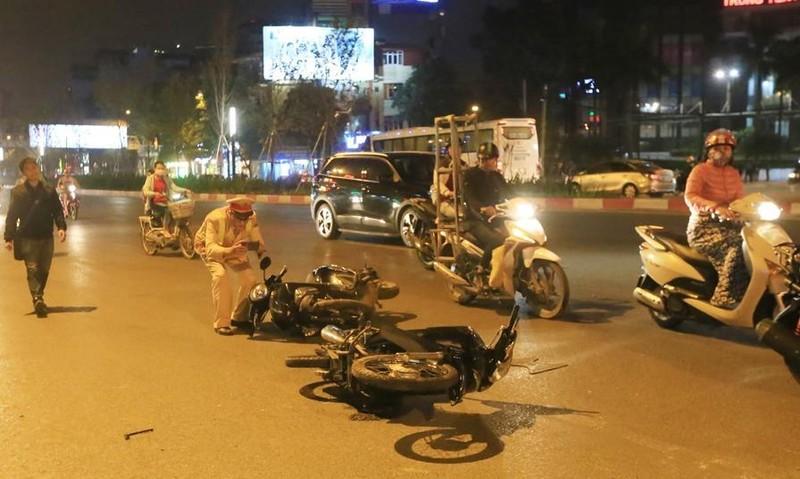 Thông tin mới vụ tài xế gây tai nạn liên hoàn trên phố Trần Duy Hưng, Hà Nội