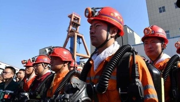 Lực lượng cứu nạn của Trung Quốc. (Ảnh minh họa: Tân Hoa xã)
