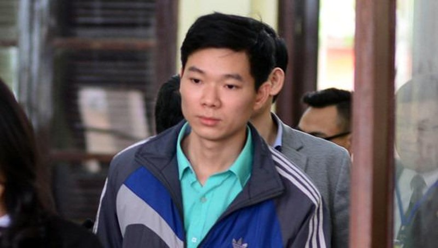 Bị cáo Hoàng Công Lương thực hiện quyền im lặng tại tòa
