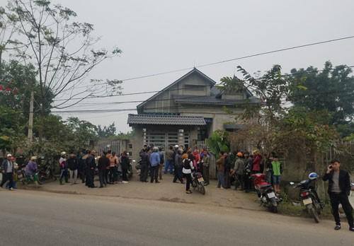 Nghi can sát hại 2 mẹ con cô giáo ở Phú Thọ đã tự tử