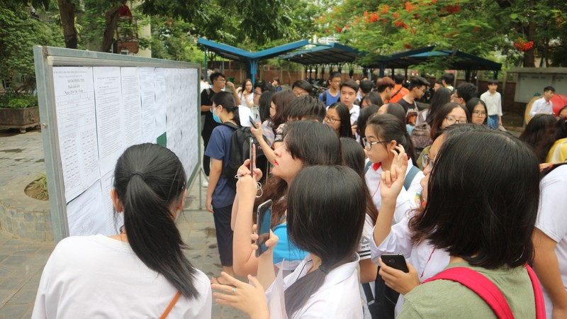 Vị trí bất ngờ của  Hòa Bình, Hà Giang, Sơn La trong bảng xếp hạng điểm thi THPT Quốc gia 2019