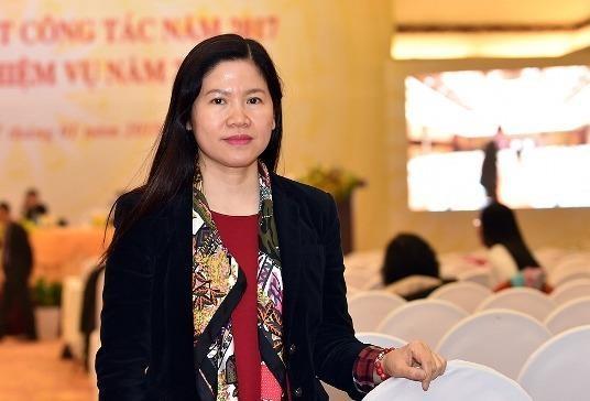 Mai Thị Thu Vân được bổ nhiệm là Phó Chủ nhiệm Văn phòng Chính phủ