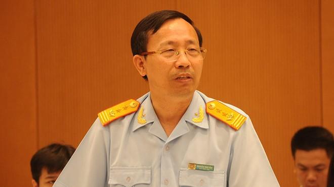 Tổng cục trưởng Tổng cục Hải quan lên tiếng về  vụ Asanzo
