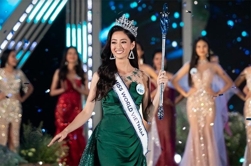 Hoa hậu Lương Thùy Linh dính nghi vấn mua giải?