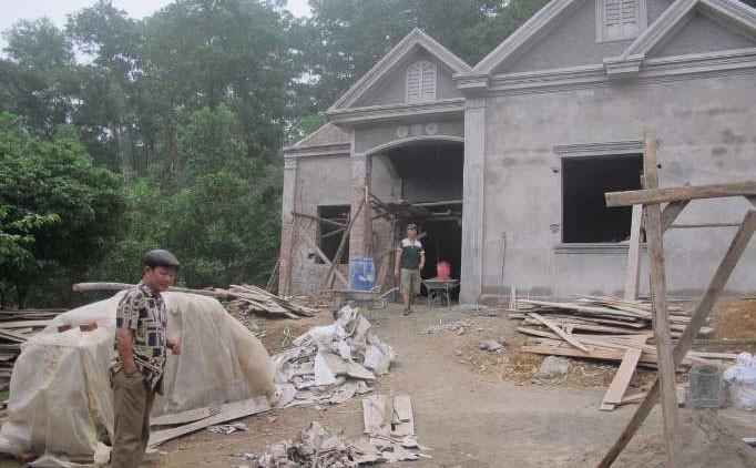 Tạm dừng cưỡng chế phá dỡ công trình tại thôn Minh Tân, huyện Sóc Sơn