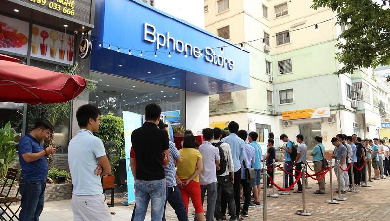 Bkav chính thức ra mắt Bphone Store