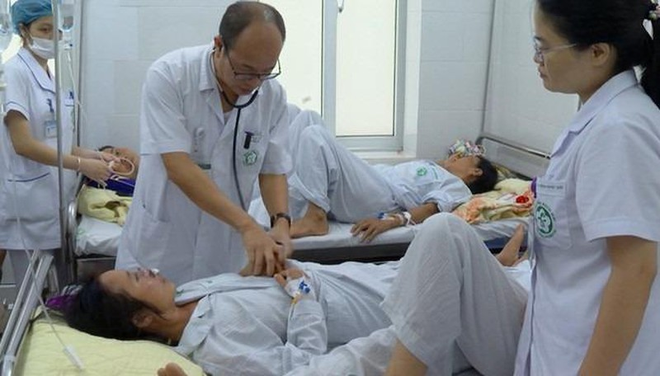 Điều trị cho bệnh nhân mắc Whitmore tại Bệnh viện Bạch Mai, Hà Nội