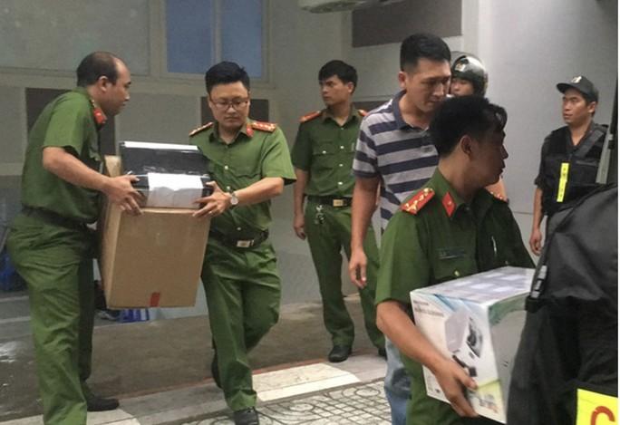 Gia hạn tạm giữ CEO Alibaba Nguyễn Thái Luyện - Ảnh 1.