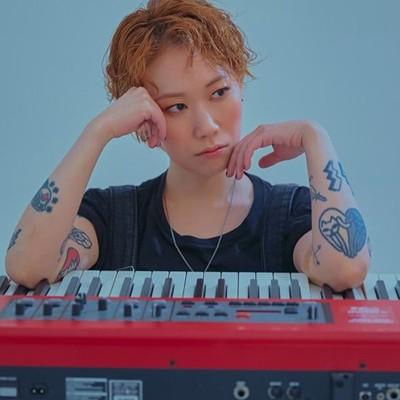 Ca sĩ Woo Hye Mi. Ảnh: