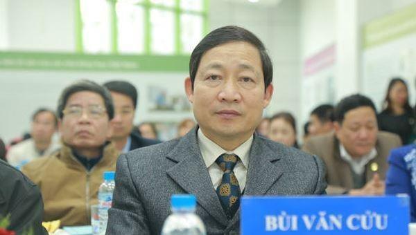Gian lận điểm thi THPT QG, Phó chủ tịch Thường trực tỉnh Hòa Bình bị cảnh cáo