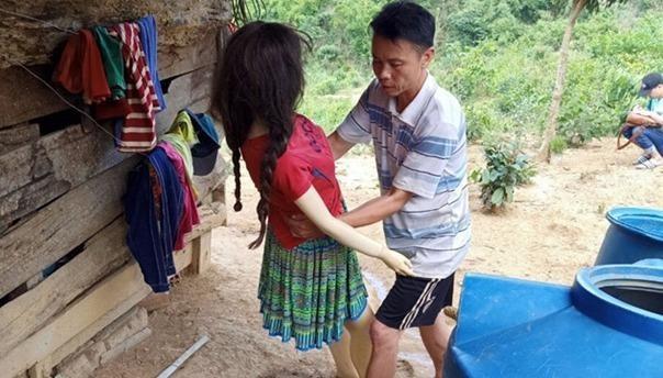 Hoàng Văn Bình thực nghiệm hiện trường vụ án,