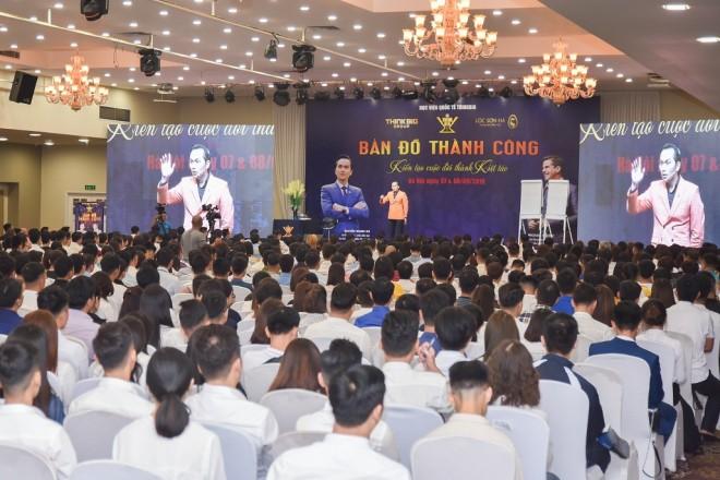 Chủ tịch THINK BIG Group Nguyễn Mạnh Hà: Hành trình chinh phục những đỉnh cao - Ảnh 3