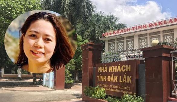 Thông tin chính thức về việc nữ cán bộ Tỉnh ủy Đắk Lắk 'mượn' bằng THPT để thăng tiến