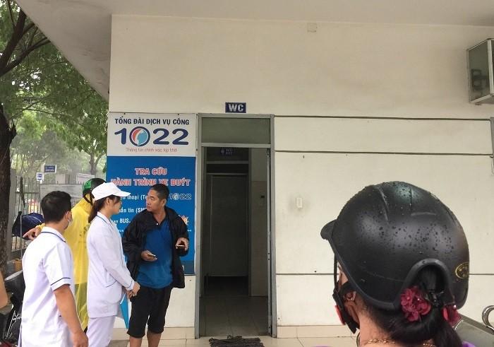 Tài xế xe buýt ở Đà Nẵng tử vong sau tiếng hét lớn trong nhà vệ sinh