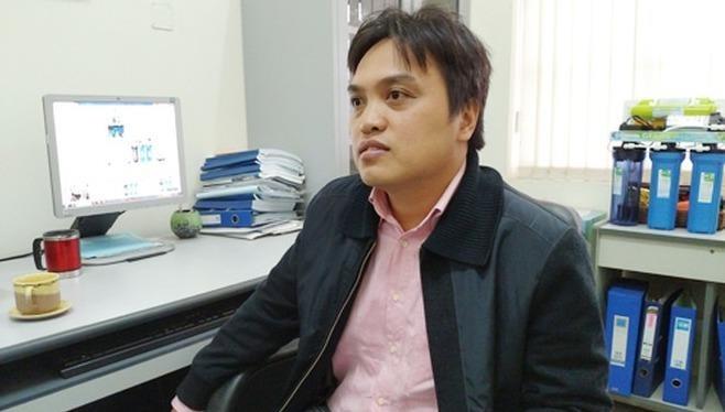 Tiến sỹ Trần Quang Vinh – Viện Hàn lâm khoa học Việt Nam