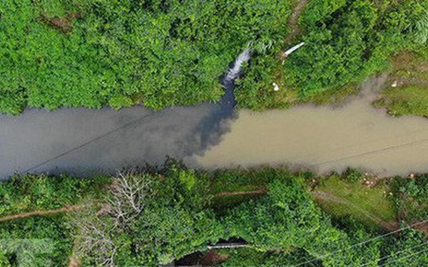 Bộ Công an Thông  tin Kết quả điều tra bước đầu vụ án xả thải gây ô nhiễm nguồn nước sông Đà