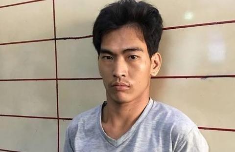Bị can Lương Tấn Bửu.