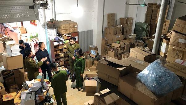 Bắc Ninh phát hiện lượng lớn thiết bị y tế có dấu hiệu vi phạm pháp luật