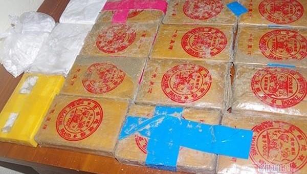 Bộ Công an thông tin về số ma túy trôi trên biển