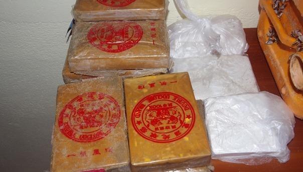 Tặng Bằng khen cho tập thể, cá nhân vụ 26 bánh heroin trôi dạt vào bãi biển