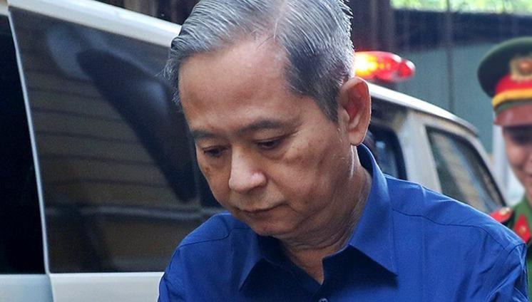 Cựu phó chủ tịch UBND TP.HCM  hầu tòa