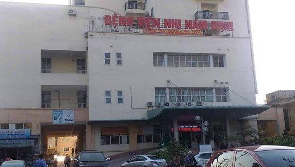 Khởi tố thêm 6 người trong vụ ăn bớt thuốc ở bệnh viện Nhi Nam Định