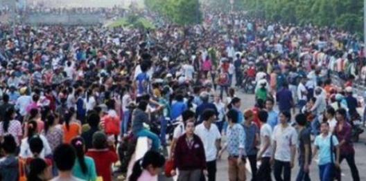 Nhơn Trạch chủ động chăm lo Tết cho người lao động