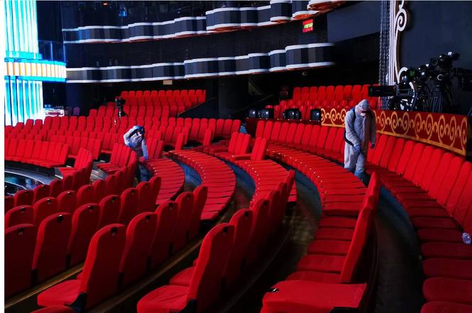 Showbiz Trung Quốc 'chao đảo' dịp Tết Canh Tý 2020 vì virus corona hoành hành - ảnh 3