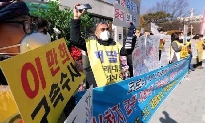 Giáo chủ giáo phái Shincheonji (Tân Thiên Địa) chính thức bị khởi tố về tội giết người - ảnh 5