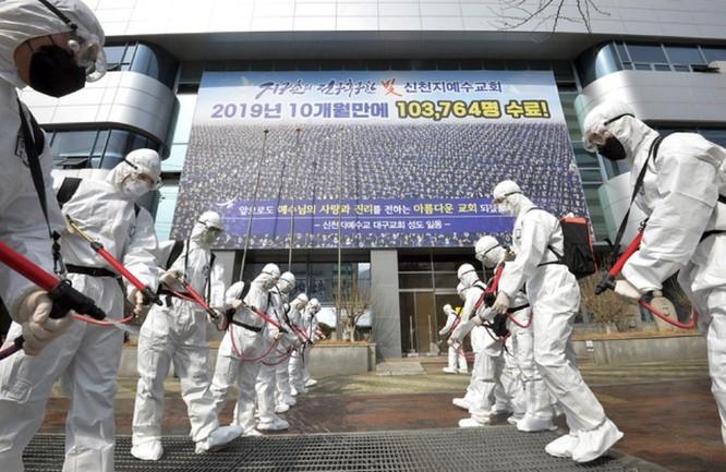 Giáo chủ giáo phái Shincheonji (Tân Thiên Địa) chính thức bị khởi tố về tội giết người - ảnh 2
