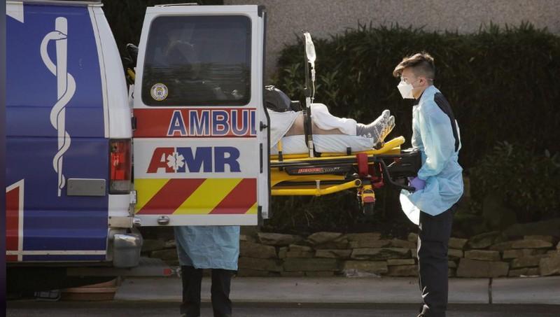 Một người tử vong bất thường California tuyên bố tình trạng khẩn cấp về Covid-19
