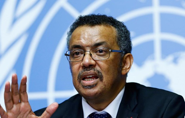 Tổng Giám đốc Tổ chức Y tế thế giới (WHO) Tedros Adhanom Ghebreyesus. (Nguồn: Getty Images)