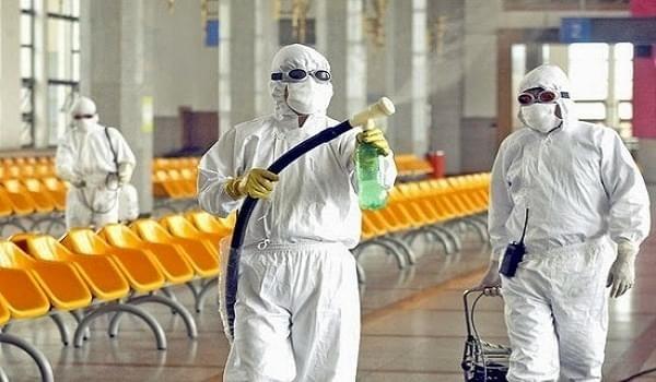 Phun khử khuẩn 6.500m2 liên quan đến bệnh nhân 209
