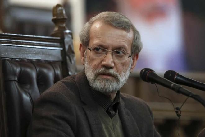 Chủ tịch quốc hội Iran nhiễm virus