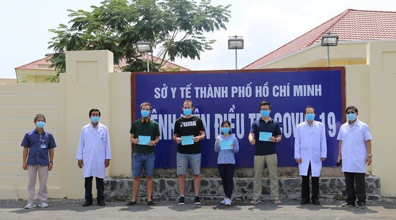 Hôm nay, 26 bệnh nhân nhiễm Covid-19 được công bố khỏi bệnh
