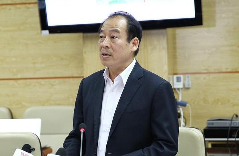 PGS.TS Tran Dac Phu: 'Nguoi dan dang co tu tuong chu quan' hinh anh 1 ts_Phu.jpg
