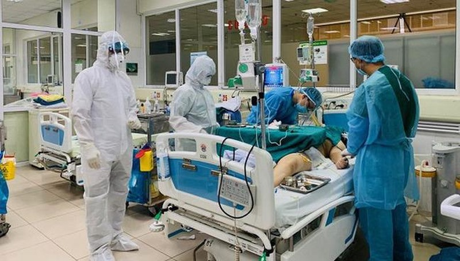 Lo lắng từ Bệnh nhân 91