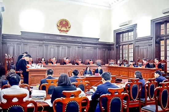 TANDTC gửi công văn hỏa tốc: Ưu tiên xét xử vụ án liên quan đến phòng chống dịch covid-19