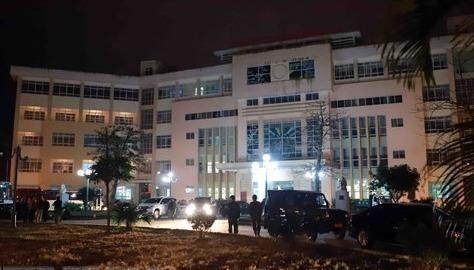 Chấm dứt hoạt động của Bệnh viện dã chiến tỉnh Vĩnh Phúc