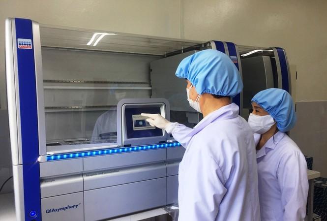 Thanh tra toàn diện vụ mua máy xét nghiệm 7,2 tỷ đồng ở Quảng Nam