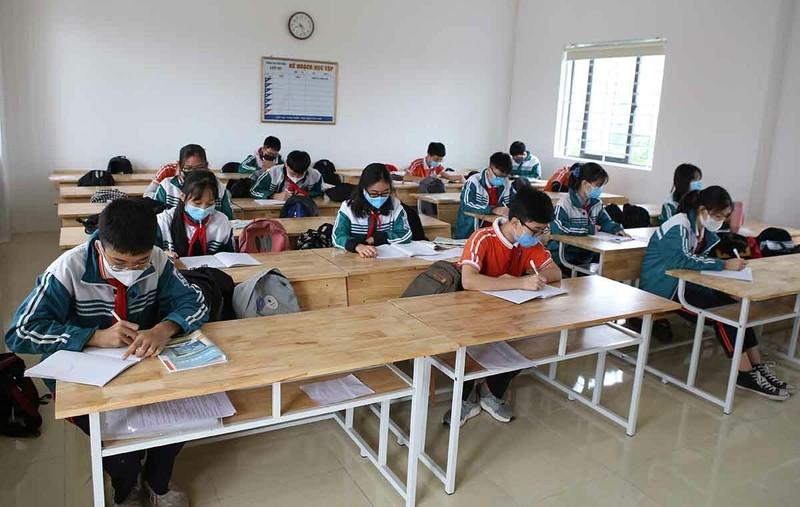 Thủ tướng 'chấn chỉnh' những giải pháp chống dịch không phù hợp trong trường học