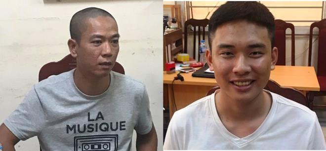 Bắt hung thủ nổ súng cướp ngân hàng ở Hà Nội
