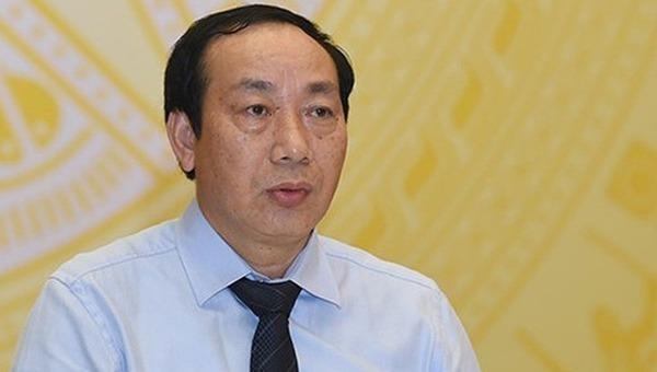Khởi tố, bắt tạm giam ông Nguyễn Hồng Trường - người từng làm Thứ trưởng Bộ GTVT