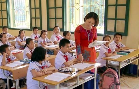 Chưa cắt chế độ thâm niên của giáo viên