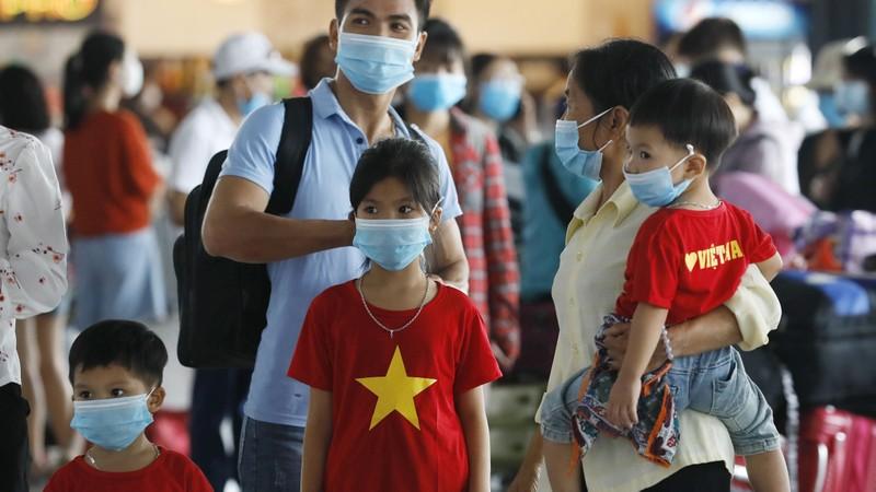 Ngày thứ 7, Việt Nam không có ca mắc trong cộng đồng